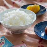 How to cook rice the Japanese way: Japanese way of cooking rice takes time but cooked rice is fluffier and not soggy. Once you master it, you would not want to cook rice any other way.