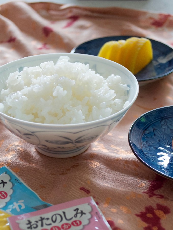 How To Cook Rice The Japanese Way