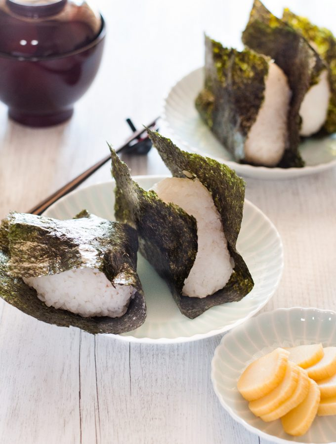 Onigiri (Japanese Rice Ball)