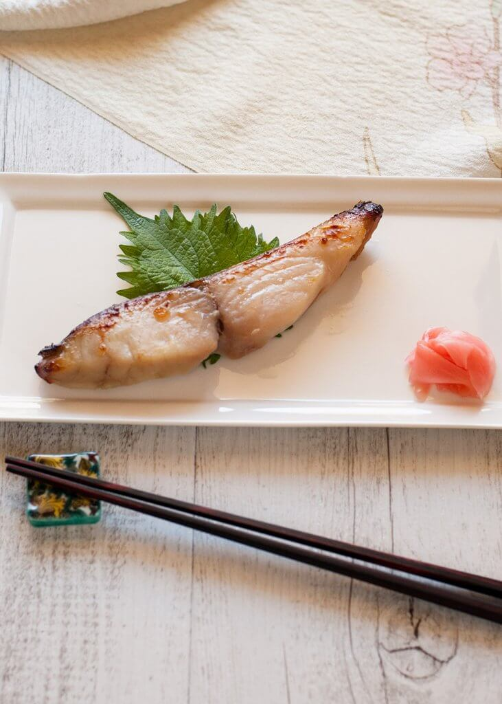 Fish marinated in seasoned sweet miso and grilled perfectly. Saikyo yaki is served at good Japanese restaurants in the world but you can make it at home with fraction of the cost. It is pretty simple to make and flavour is just as good.
