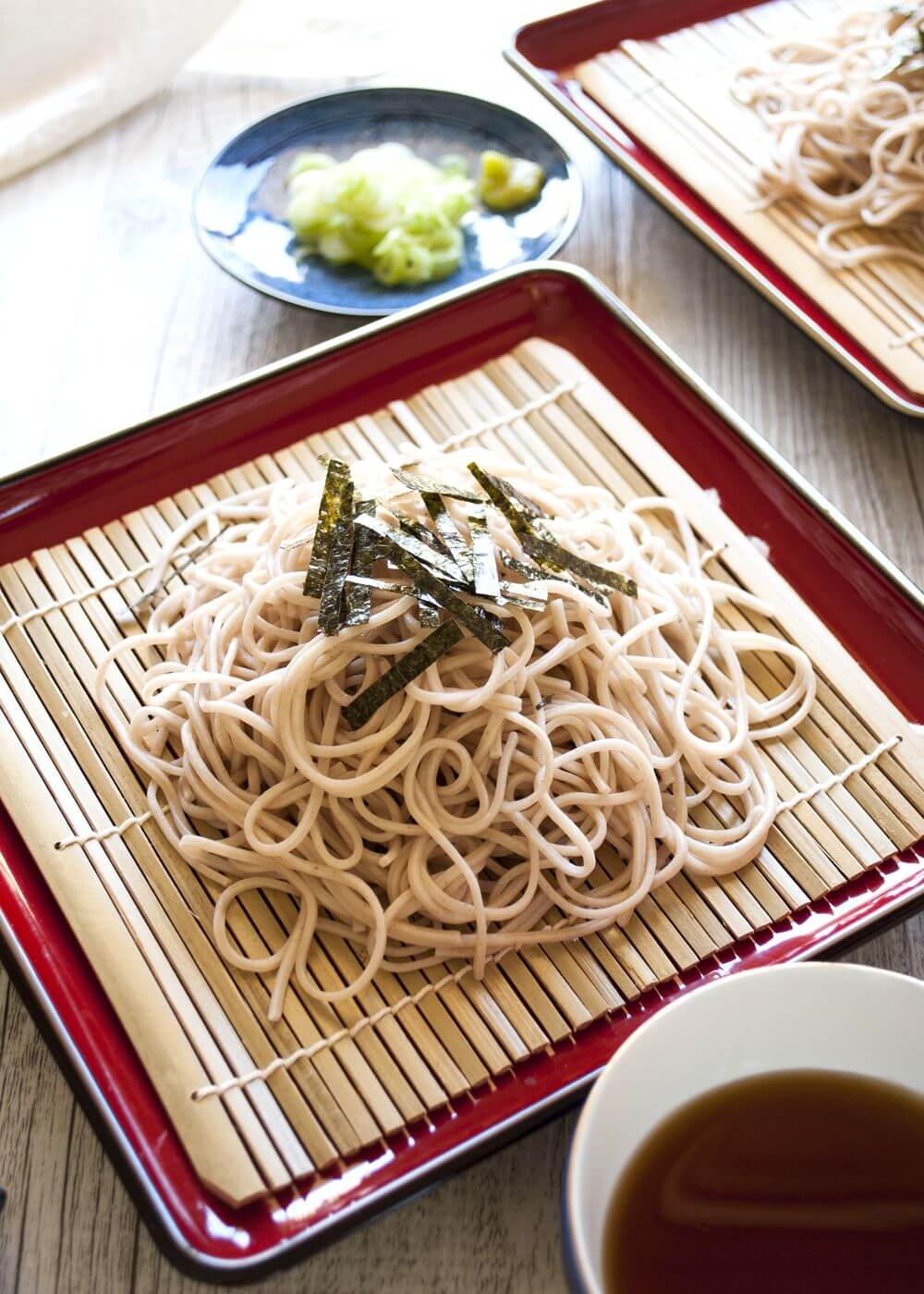 Zaru Soba (Cold Soba Noodles) | RecipeTin Japan