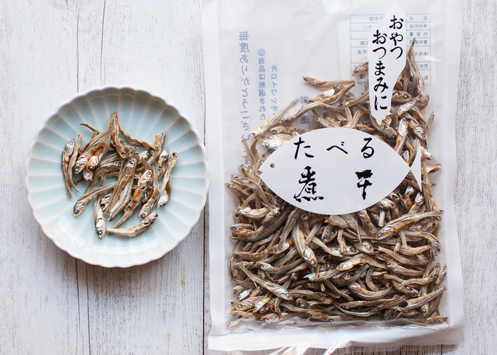 how to make dried anchovies