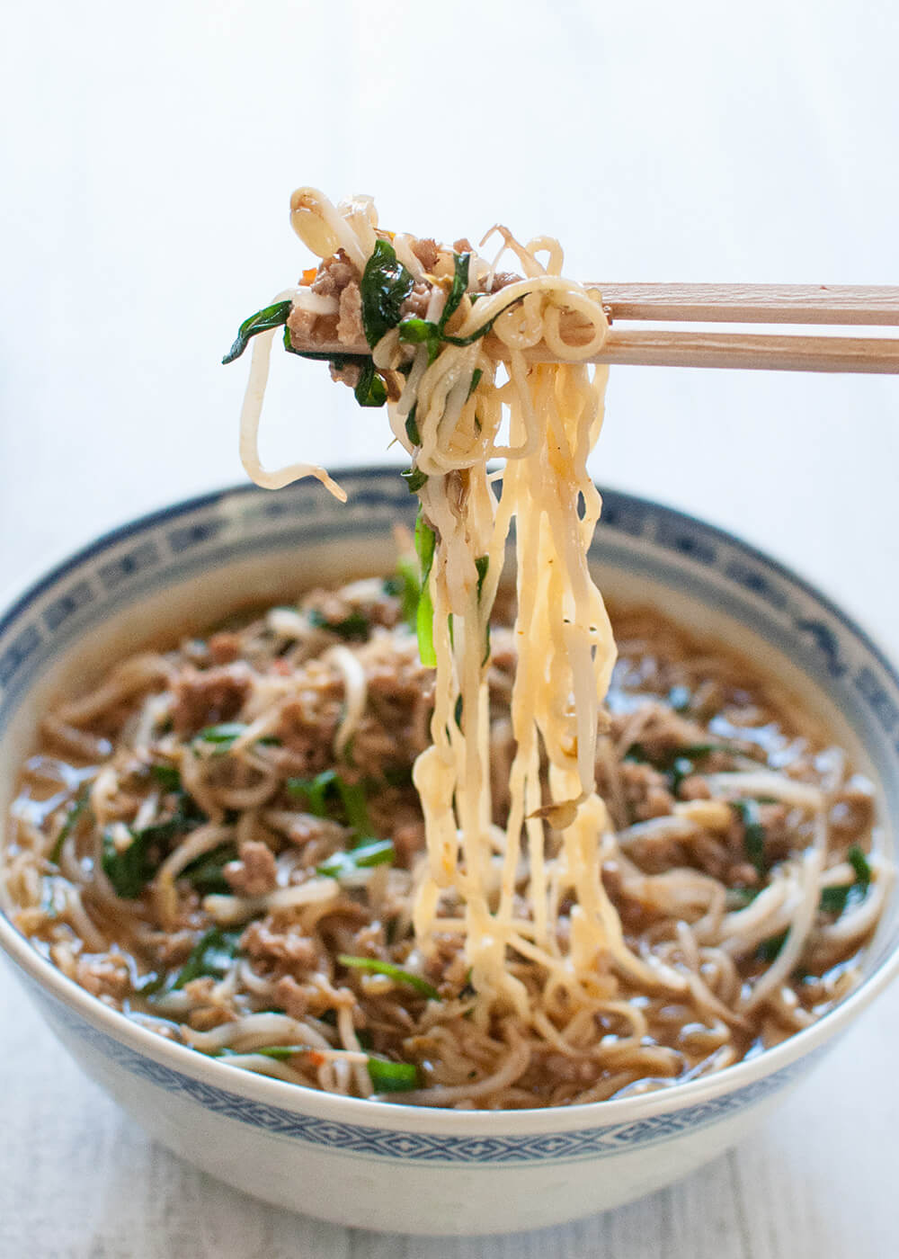 This is a quick Ramen recipe using store bought soup and noodles, but the toppings are homemade. With a little bit of effort to make good toppings, you can enjoy great ramen almost like the ones you order at restaurants.