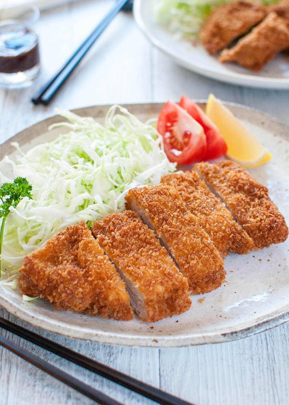 Tonkatsu (Japanese Pork Schnitzel) | RecipeTin Japan