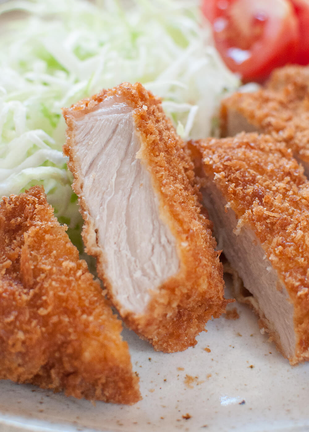 how to make pork tonkatsu sauce