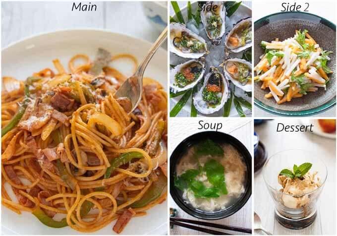 Spaghetti Napolitan Japanese Ketchup Pasta Recipetin Japan